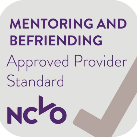 Mentoring and Befriending Logo